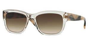 Burberry BE4188 350313 BROWN GRADIENTTRANSPARENT GREY
