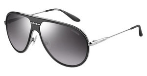 Carrera CARRERA 87/S ZA1/IC GREY MS SLVBLK RUTH (GREY MS SLV)