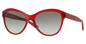DKNY DY4123 364711 GREY GRADIENTTRANSPARENT RED
