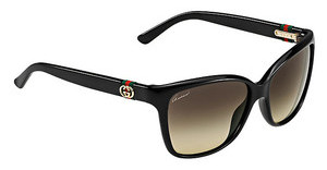 Gucci GG 3645/S D28/ED BROWN DSSHN BLACK (BROWN DS)