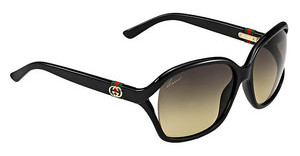 Gucci GG 3646/S D28/ED BROWN DSSHN BLACK (BROWN DS)