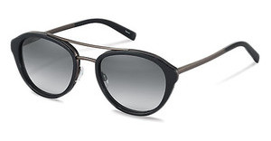 Jil Sander J1007 B sun protect - smokx grey gradient - 68%dark blue, dark gun