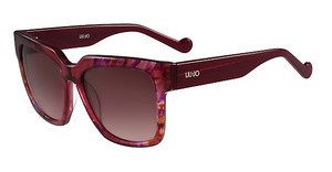 Liu Jo LJ649S 517 STRIPED PURPLE
