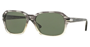 Persol PO3136S 103931 GREENSTRIPED GREY/GRAD TRASP