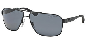 Polo PH3088 903881 POLAR GREYMATTE BLACK