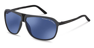 Porsche Design P8618 B dark blue mirroredgrey