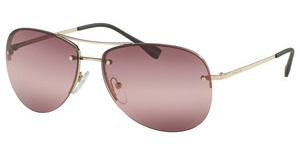Prada Sport PS 50RS ZVN6M0 PINK GRADIENTPALE GOLD