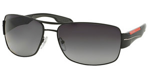 Prada Sport PS 53NS 7AX5W1 POLAR GREY GRADIENTBLACK
