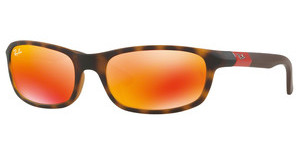 Ray-Ban Junior RJ9056S 70266Q FLASH ORANGEMATTE HAVANA
