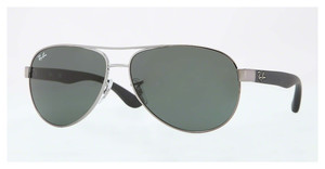 Ray-Ban RB3457 133/71 GREENSHINY GUNMETAL