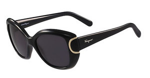 Salvatore Ferragamo SF819S 001 BLACK