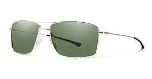 Smith TURNER AOZ/IN GREY GREEN PZSMTT GOLD (GREY GREEN PZ)