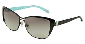 Tiffany TF3050 60993C GREY GRADIENTBLACK