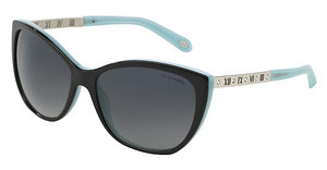 Tiffany TF4094B 8055T3 POLAR GREY GRADIENTBLACK/BLUE