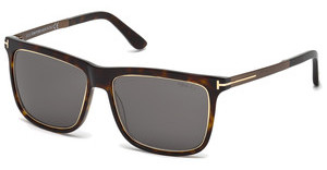 Tom Ford FT0392 52J roviexhavanna dunkel