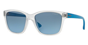 Vogue VO2896S W7458F BLUE GRADIENTTRANSPARENT DEMI SHINY