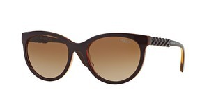 Vogue VO2915S 228713 BROWN GRADIENTTOP PURPLE/YELLOW TRANSPARENT