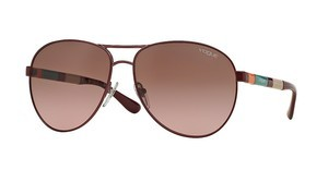 Vogue VO3977S 977S14 PINK GRADIENT BROWNMATTE VIOLET