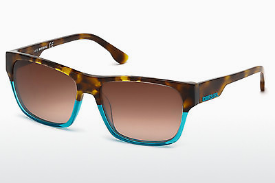 Saulesbrilles Diesel DL0012 89F - Zila, Turquoise