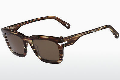 Saulesbrilles G-Star RAW GS600S FAT DEXTER 201 - Brūna