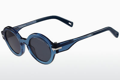 Saulesbrilles G-Star RAW GS604S FAT WILTON 425 - Zaļa, Dark, Blue