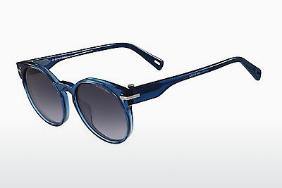 Saulesbrilles G-Star RAW GS644S THIN LORIN 425 - Zaļa, Dark, Blue