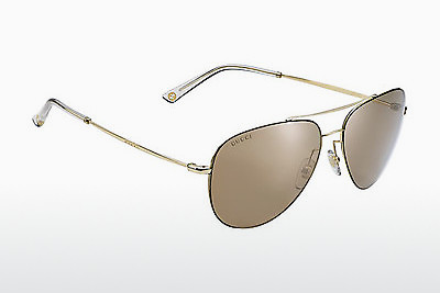 Saulesbrilles Gucci GG 2245/S J5G/XS - Gold