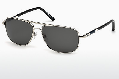 Saulesbrilles Mont Blanc MB508S 16A - Sudraba