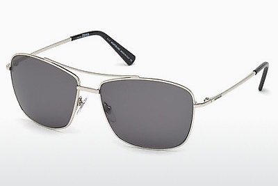 Saulesbrilles Mont Blanc MB548S 16A - Sudraba