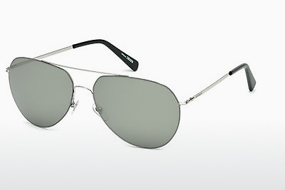 Saulesbrilles Mont Blanc MB595S 16A - Sudraba