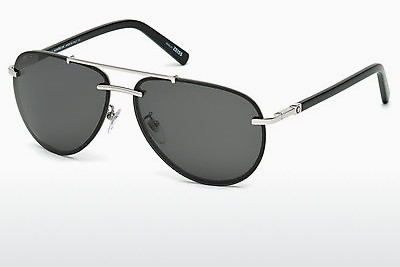 Saulesbrilles Mont Blanc MB596S 16A - Sudraba