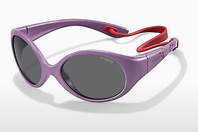Saulesbrilles Polaroid Kids PLD 8010/S MIE/Y2 - Lilac