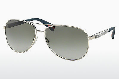 Saulesbrilles Prada Sport NETEX COLLECTION (PS 51OS 1BC3M1) - Sudraba