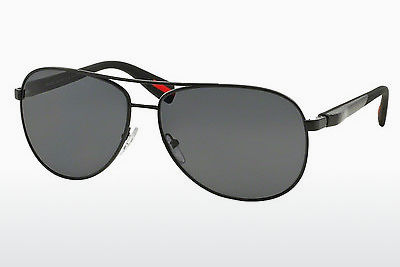 Saulesbrilles Prada Sport NETEX COLLECTION (PS 51OS 1BO5Z1) - Melna