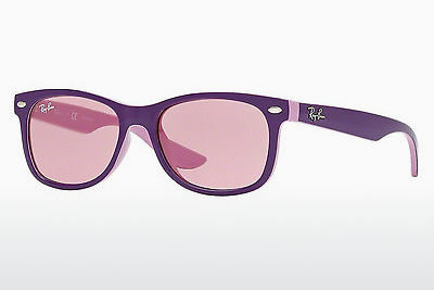 Saulesbrilles Ray-Ban Junior RJ9052S 179/84 - Purpursarkana