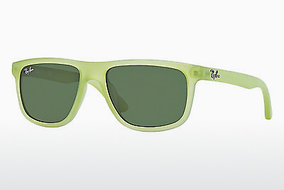 Saulesbrilles Ray-Ban Junior RJ9057S 198/71 - Zaļa, Acid