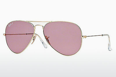 Saulesbrilles Ray-Ban AVIATOR LARGE METAL (RB3025 001/15) - Zelta