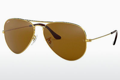 Saulesbrilles Ray-Ban AVIATOR LARGE METAL (RB3025 001/33) - Zelta