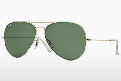 Saulesbrilles Ray-Ban AVIATOR LARGE METAL (RB3025 001) - Zelta