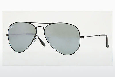 Saulesbrilles Ray-Ban Aviator Large Metal (RB3025 002/40) - Melna