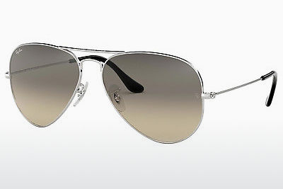 Saulesbrilles Ray-Ban AVIATOR LARGE METAL (RB3025 003/32) - Sudraba