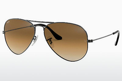 Saulesbrilles Ray-Ban AVIATOR LARGE METAL (RB3025 004/51) - Pelēka