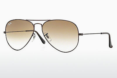 Saulesbrilles Ray-Ban AVIATOR LARGE METAL (RB3025 014/51) - Brūna