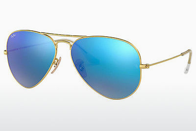Saulesbrilles Ray-Ban AVIATOR LARGE METAL (RB3025 112/17) - Zelta