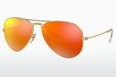 Saulesbrilles Ray-Ban AVIATOR LARGE METAL (RB3025 112/4D) - Zelta