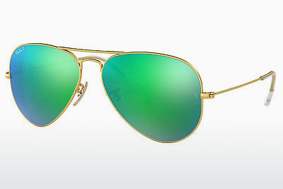 Saulesbrilles Ray-Ban AVIATOR LARGE METAL (RB3025 112/P9) - Zelta