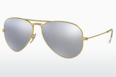 Saulesbrilles Ray-Ban AVIATOR LARGE METAL (RB3025 112/W3) - Zelta