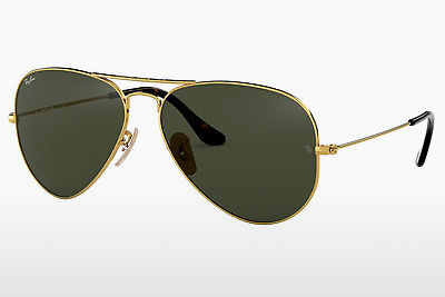 Saulesbrilles Ray-Ban AVIATOR LARGE METAL (RB3025 181) - Zelta