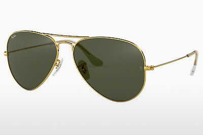 Saulesbrilles Ray-Ban AVIATOR LARGE METAL (RB3025 L0205) - Zelta