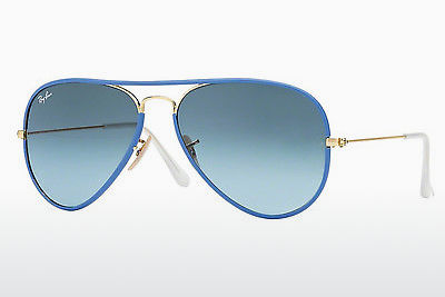 Saulesbrilles Ray-Ban AVIATOR FULL COLOR (RB3025JM 001/4M) - Zelta